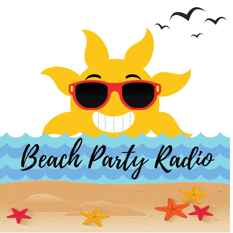 Beach Party Radio  logo