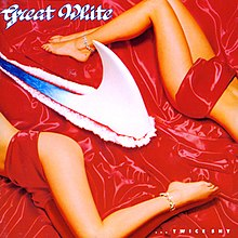 Art for Once Bitten, Twice Shy by Great White