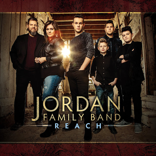 Art for Shouting in the Middle of My Storm by Jordan Family Band