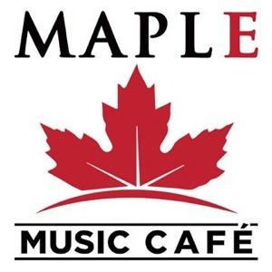 MAPLE Music Cafe • Canadian Music History Radio  logo