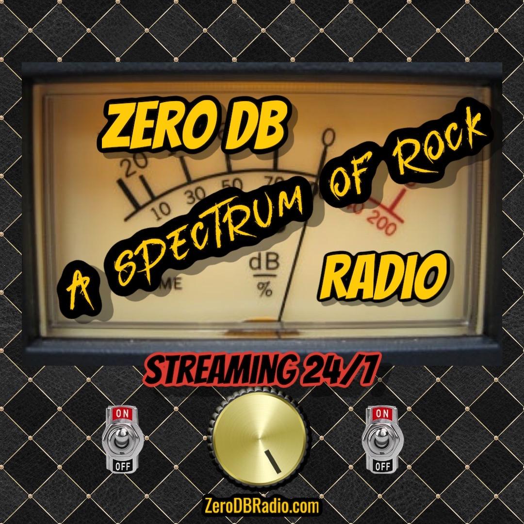 Art for Zero DB Radio - A Spectrum of rock (4 sec) by zero db radio
