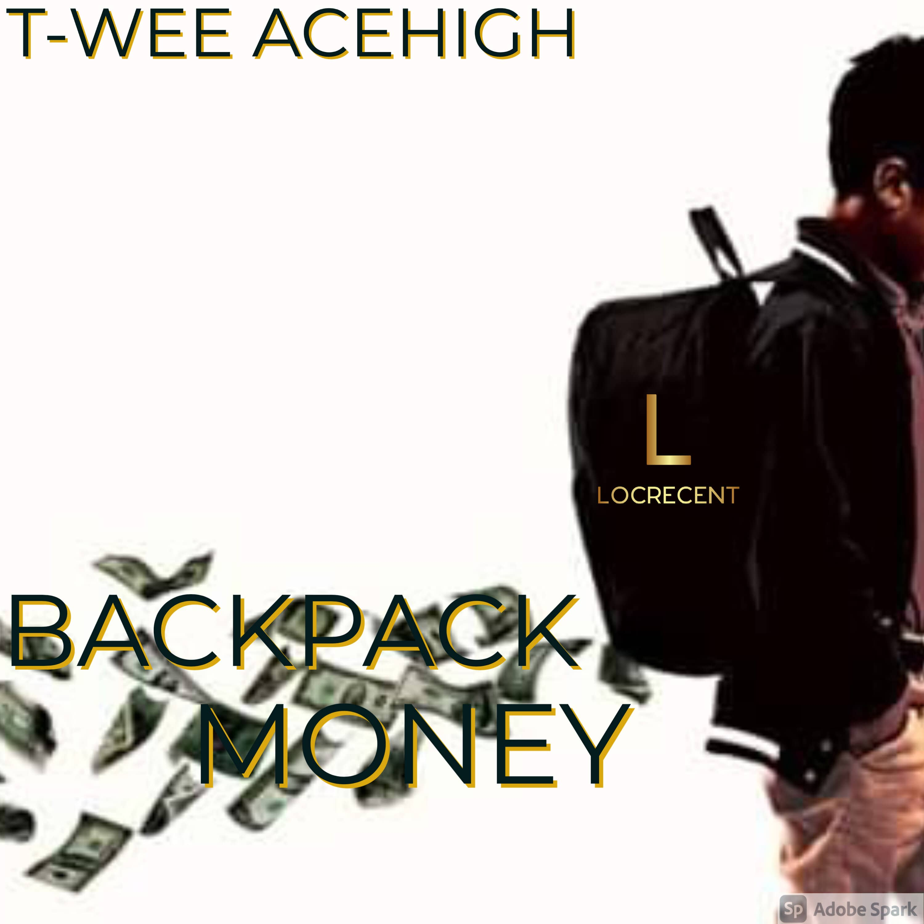 Art for Backpack Money by T-wee Acehigh