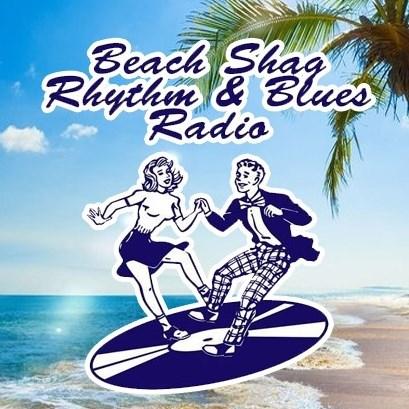 Beach Shag Rhythm & Blues logo
