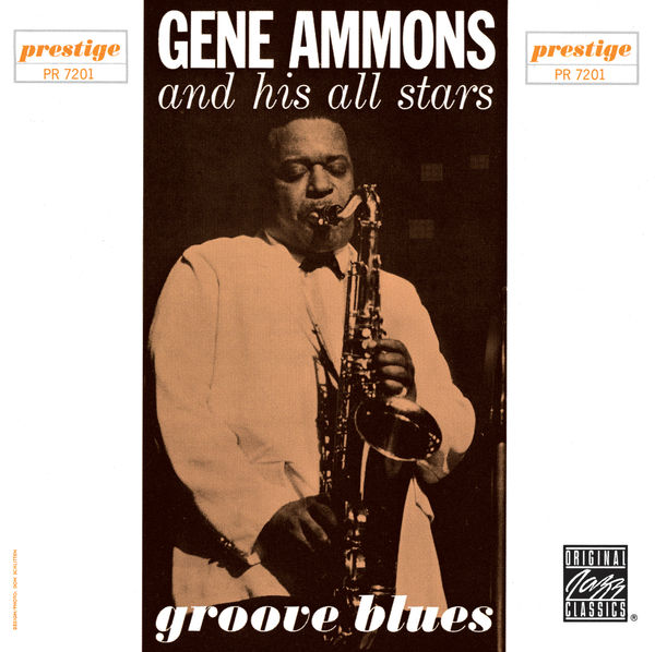 Art for Groove Blues by Gene Ammons