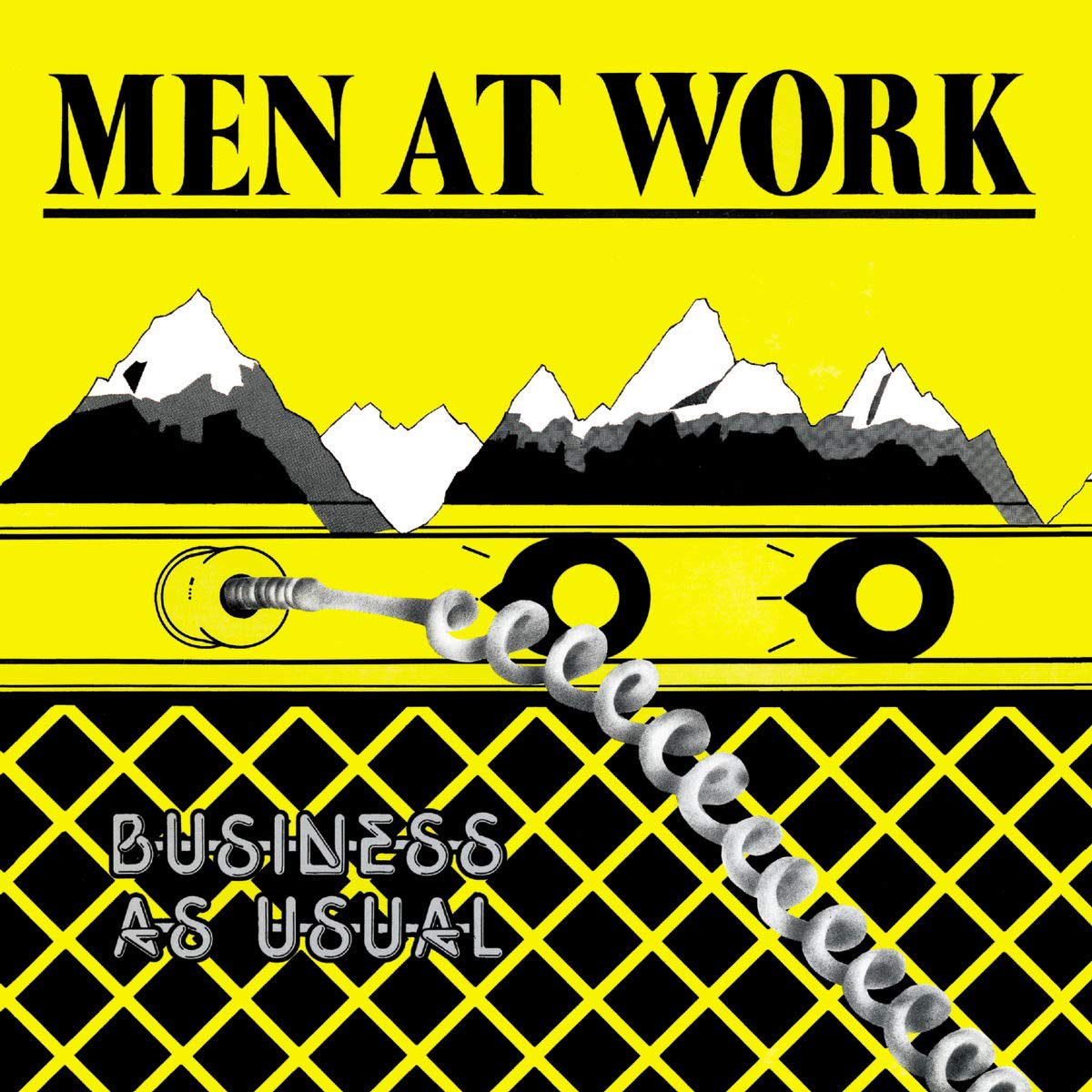 Art for Down Under by Men At Work