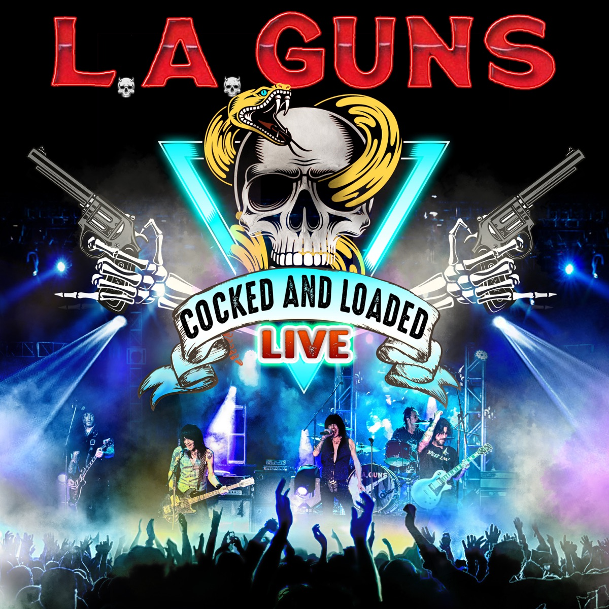 Art for Slap In The Face by L.A. Guns