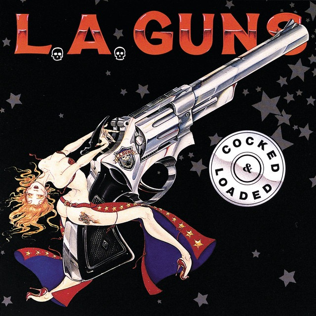 Art for Never Enough by L.A. Guns