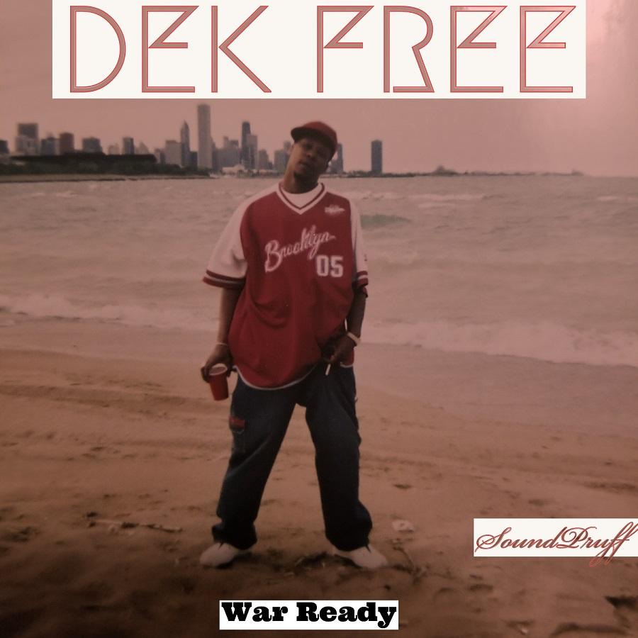 Art for WAR READY by Dek Free