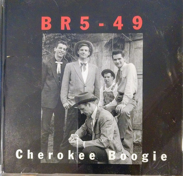 Art for Cherokee Boogie by BR5-49