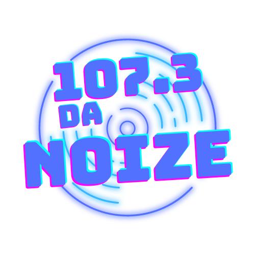 107.3 Da Noize logo