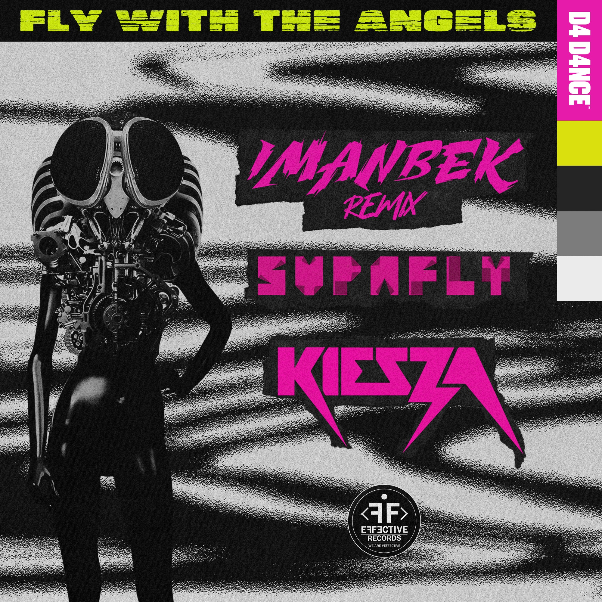 Art for Fly With The Angels (feat. Kiesza) [Imanbek Remix] by Supafly