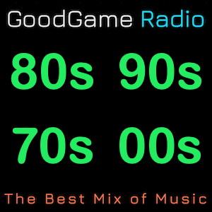 GoodGame Radio logo