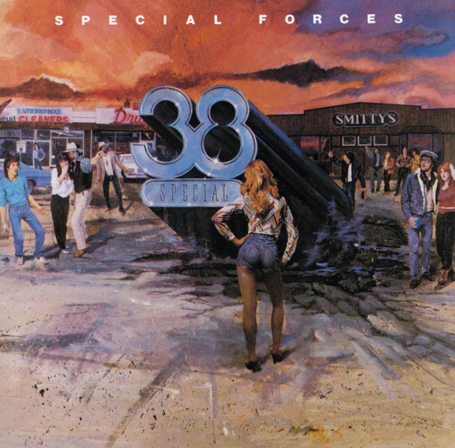 Art for Caught Up In You by 38 Special