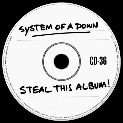 Art for Boom! by System Of A Down