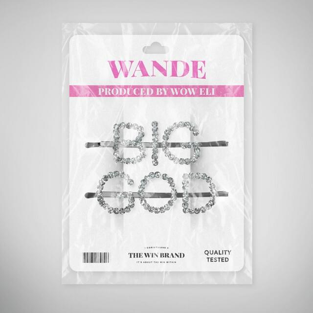 Art for BIG GOD by Wande
