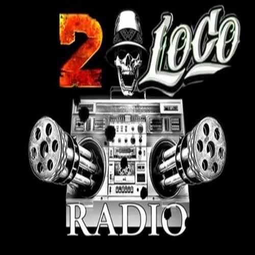 2 Loco Radio  logo