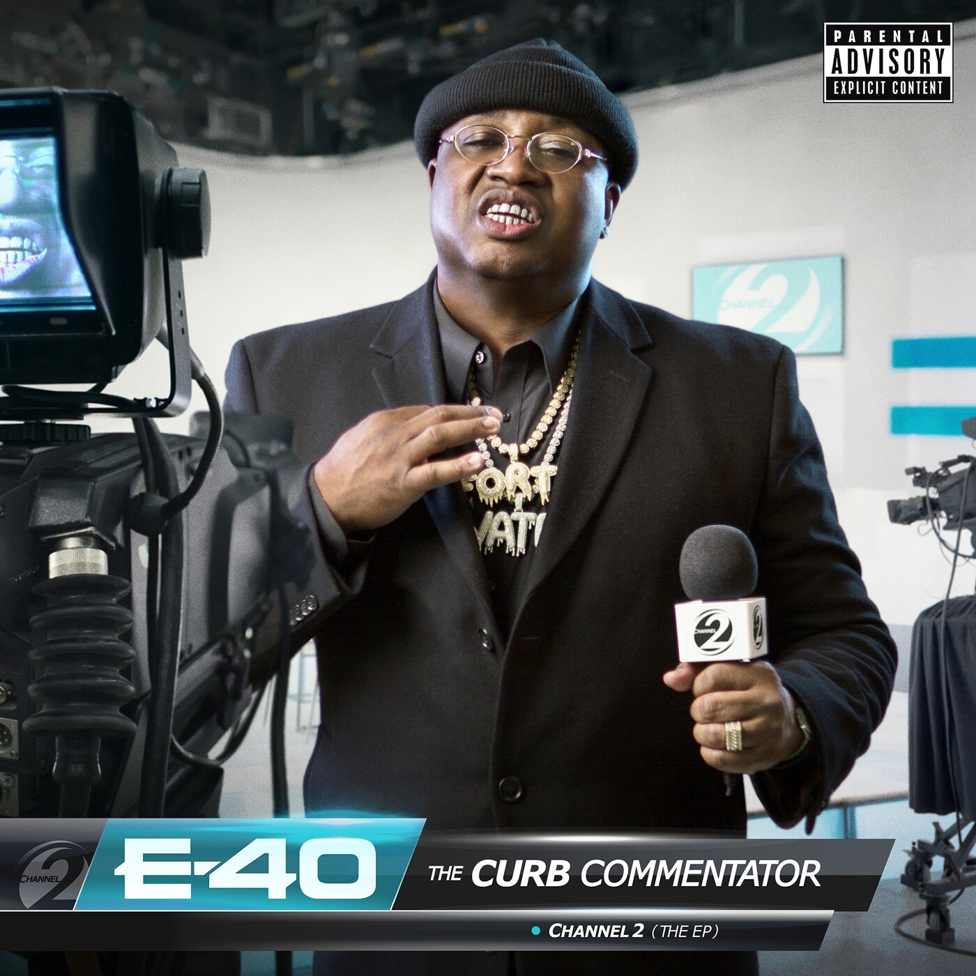 Art for The Funk Is Still Pending by E-40