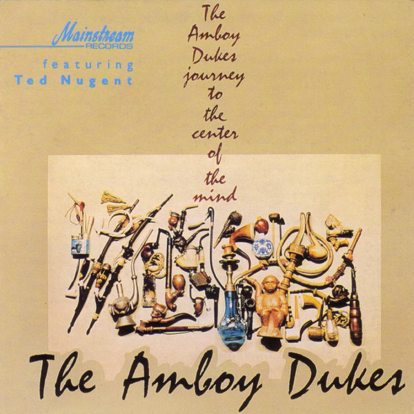 Art for Journey to the Center of the Mind by Amboy Dukes