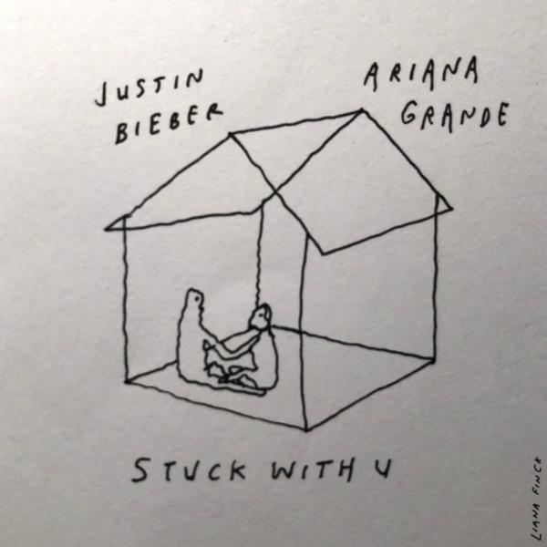 Art for Stuck with U by Ariana Grande & Justin Bieber