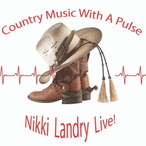 Nikki Landry Live logo