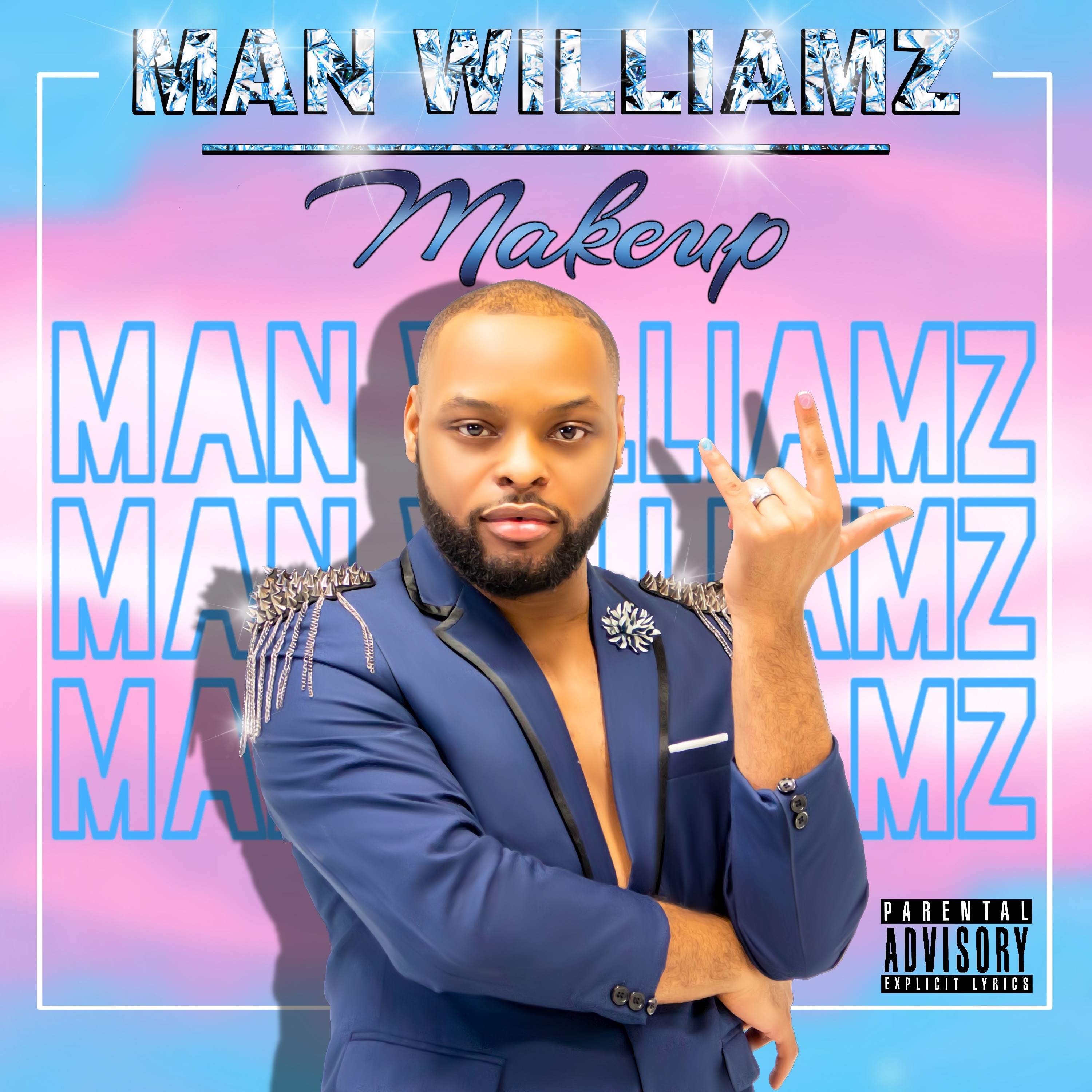 Art for MAKEUP by MAN Williamz