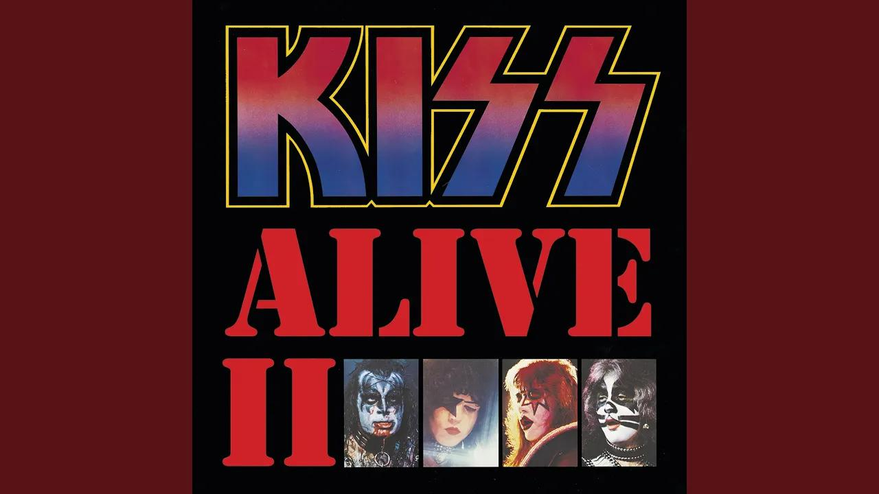 Art for All American Man by Kiss