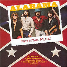 Art for Mountain Music by Alabama