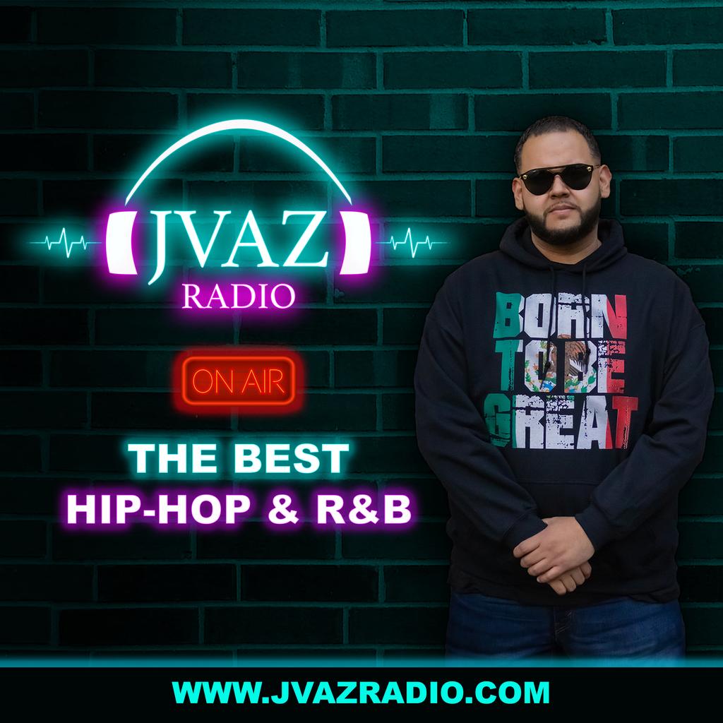 JVaz Radio logo