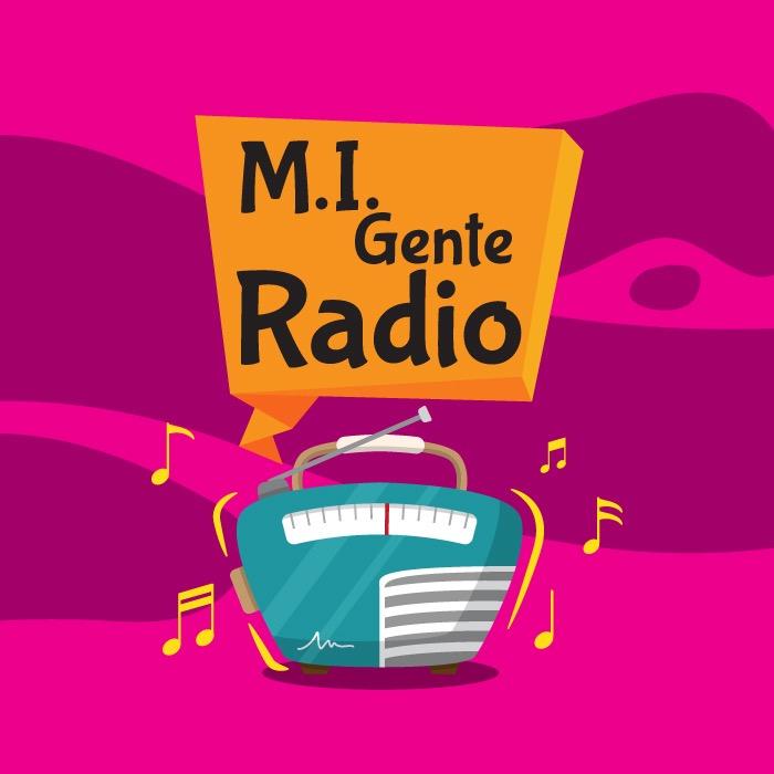 MI Gente Radio logo