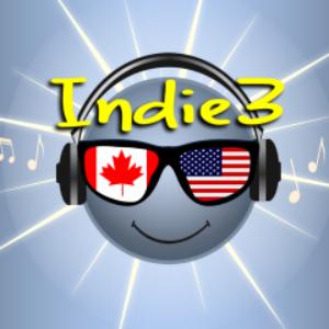 Indie3 Radio logo