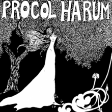 Art for A Whiter Shade of Pale by Procol Harum