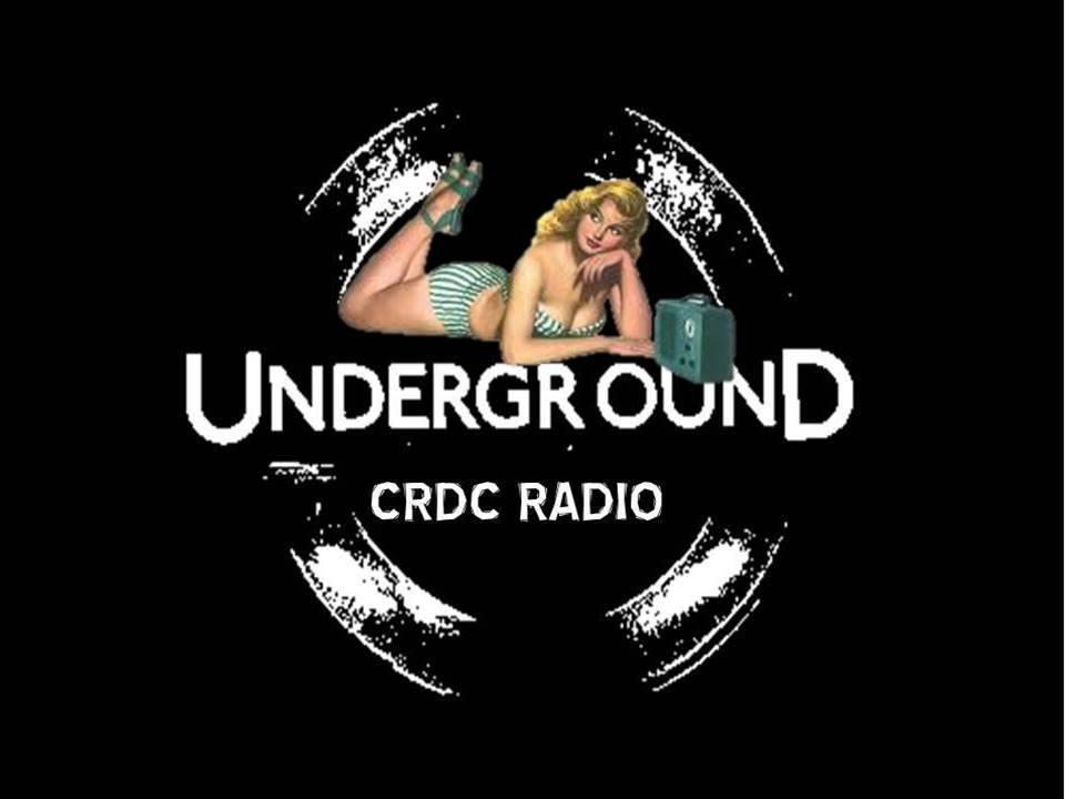 CRDC Classic Rock Deep Cuts logo