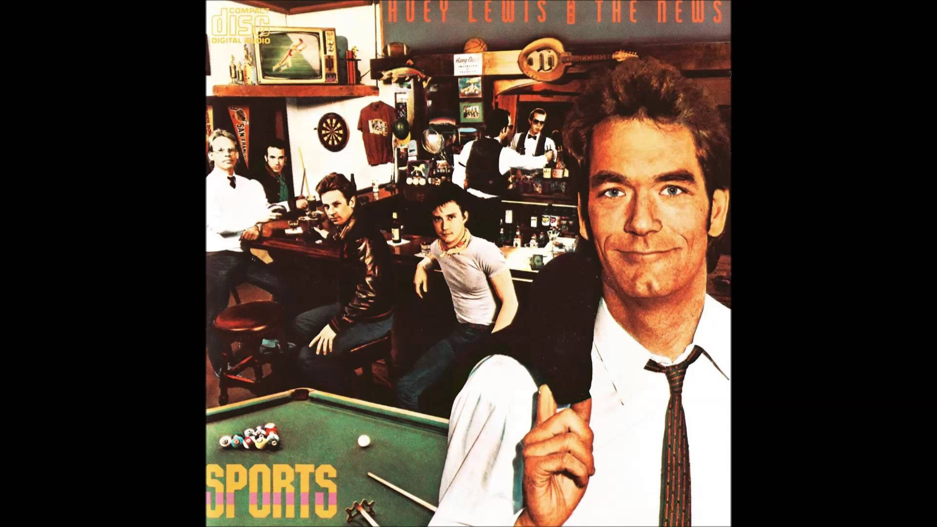 Art for The Heart of Rock & Roll by Huey Lewis & The News