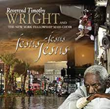 Art for You Must Come in at the Door by Rev. Timothy Wright & The NY Fellowship Mass Choir