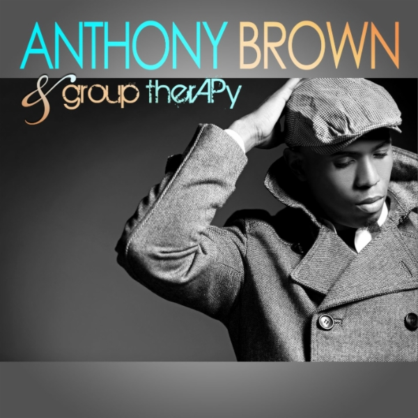Art for Testimony by Anthony Brown & group therAPy