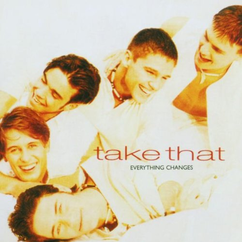Art for Everything Changes by Take That