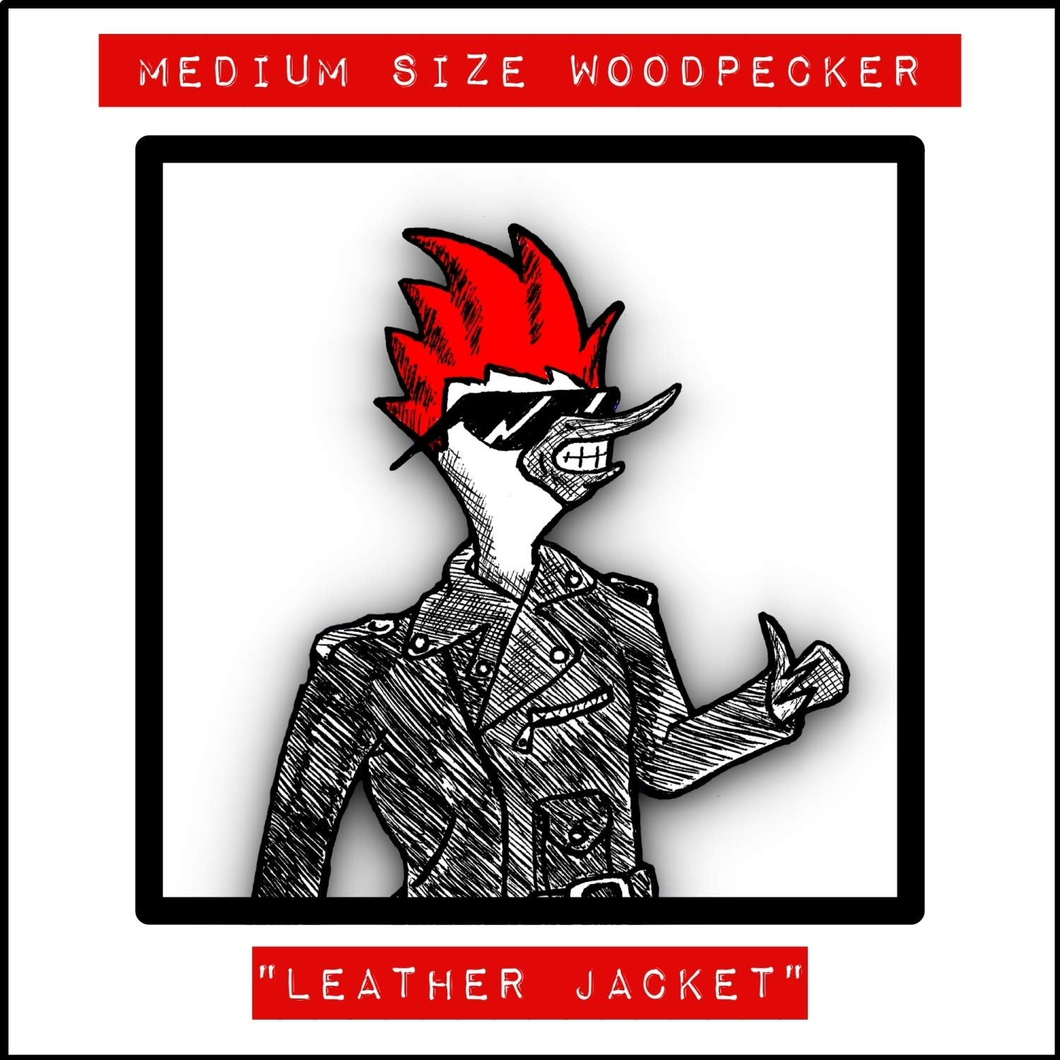 Art for The Vent Song by Medium Size Woodpecker