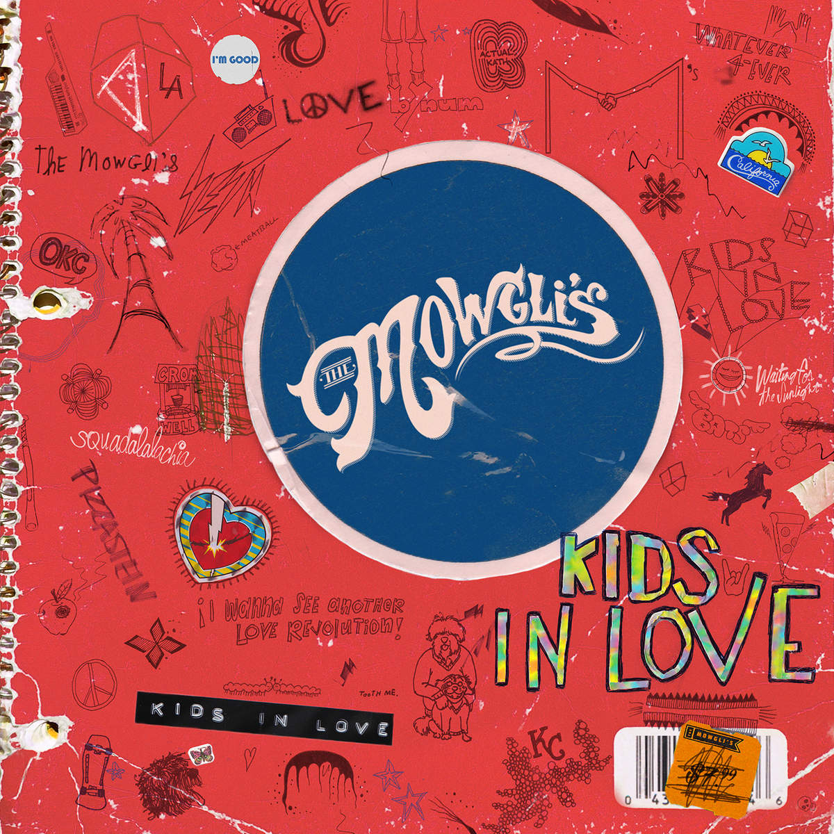 Art for Whatever Forever by The Mowgli's