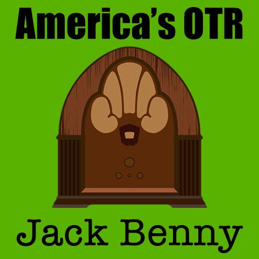 America's OTR - 24/7 Jack Benny logo