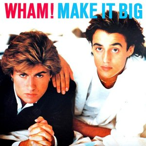 Art for Everything She Wants by Wham!