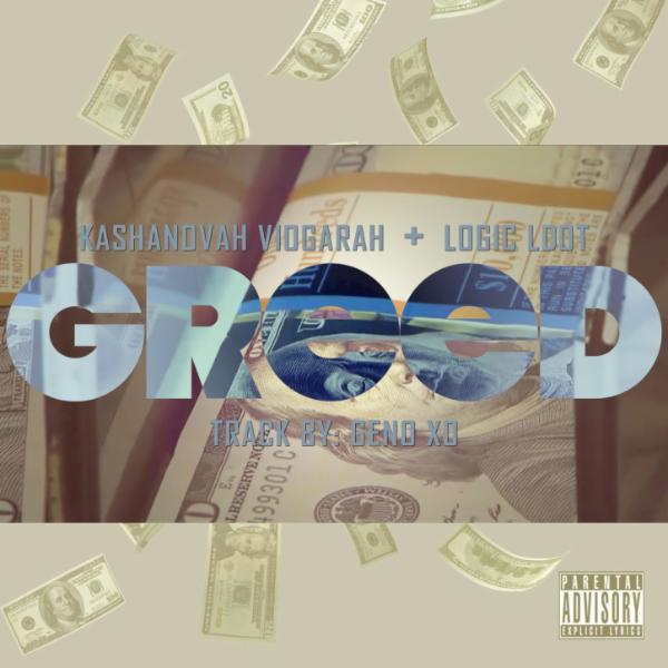 Art for Greed [Explicit] by LOGIC LDOT feat. Kashanovah
