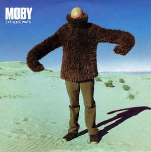 Art for Extreme Ways by Moby