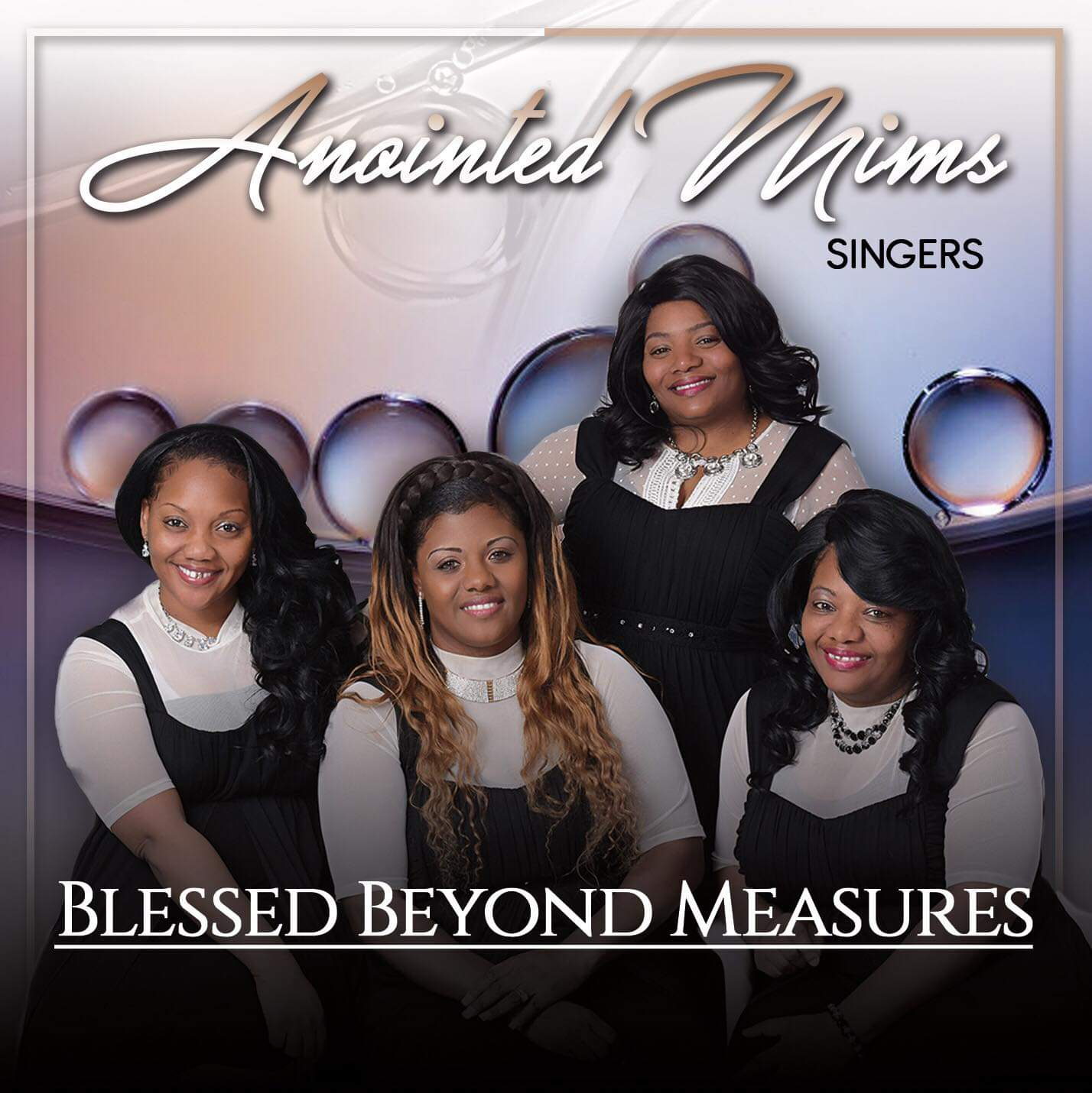Art for This Joy by Anointed Mims Singers