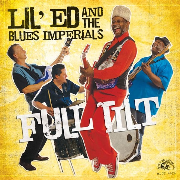 Art for Dying to Live by Lil' Ed & The Blues Imperials