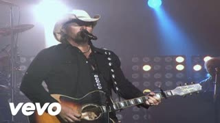 Art for Made in America by Toby Keith