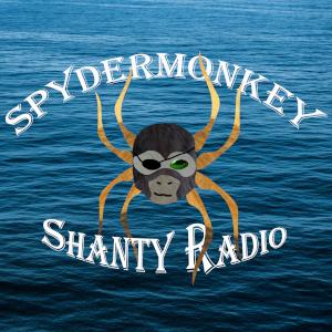 SpyderMonkey Shanty Radio logo
