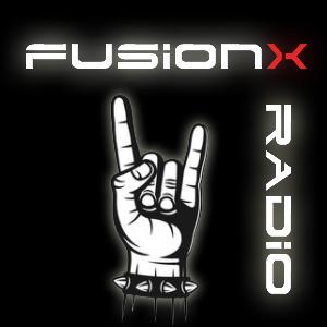 Fusion X Radio logo