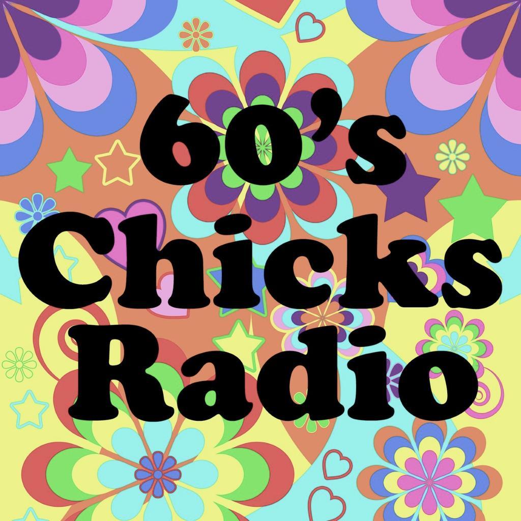 60's Chicks Radio logo