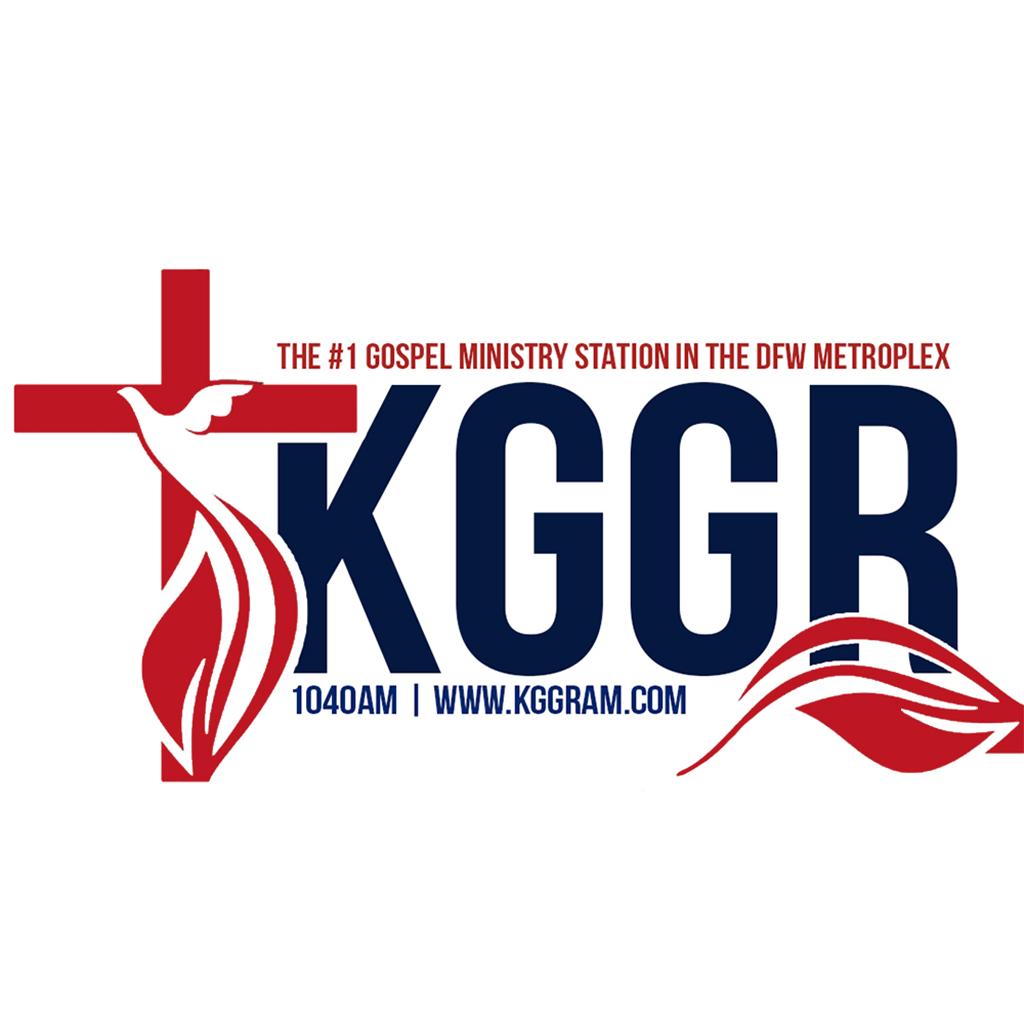 KGGR Great Gospel Radio logo