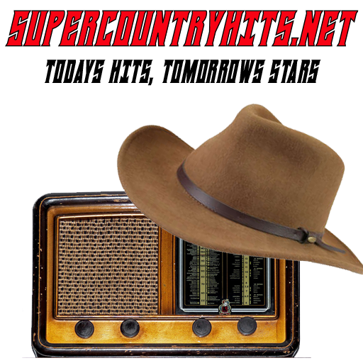 SuperCountryHits.Net Today's Hits Tomorrows Stars logo